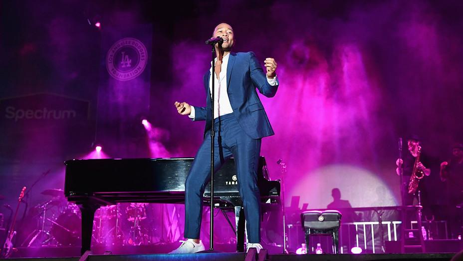 John Legend_Performing - Getty - H 2018