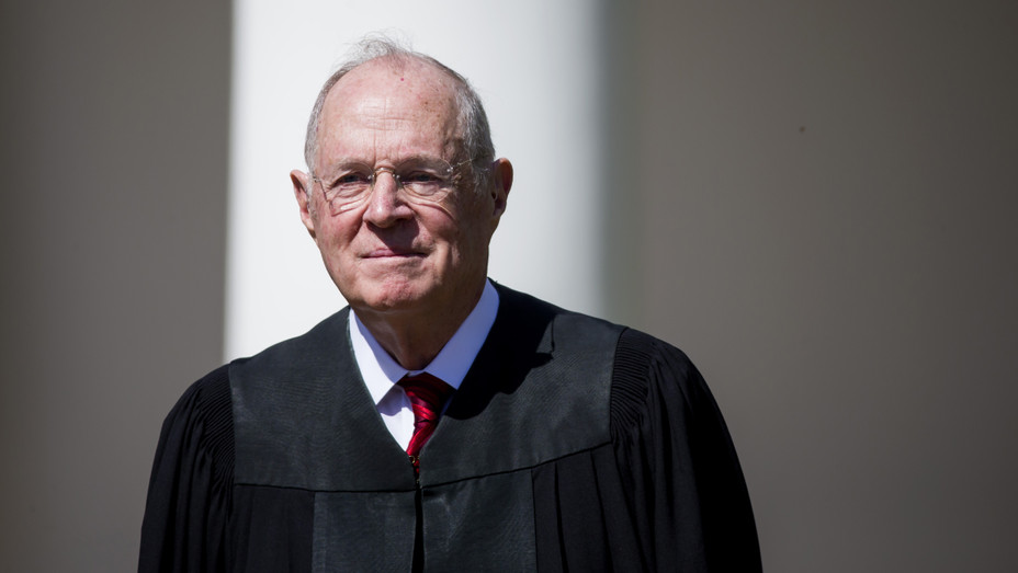 Justice Anthony Kennedy - Getty - H 2018