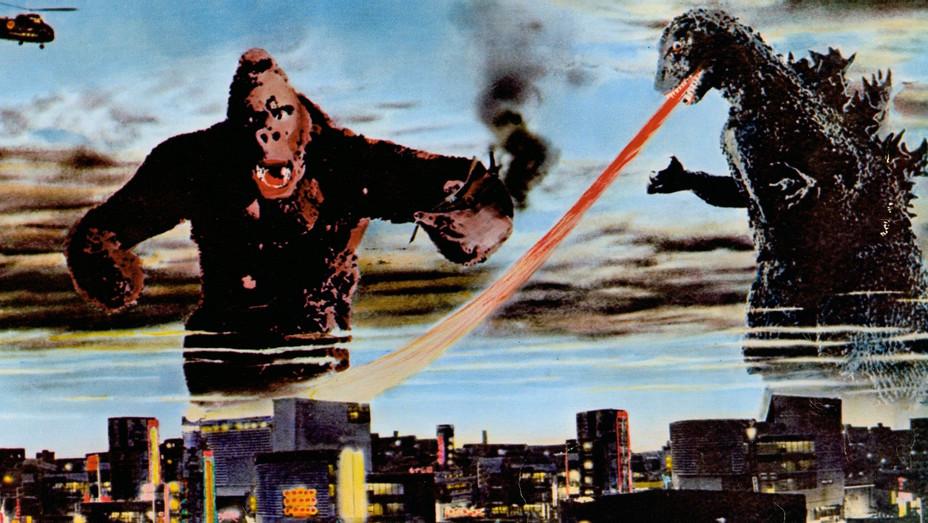 King Kong vs Godzilla - H - 1963