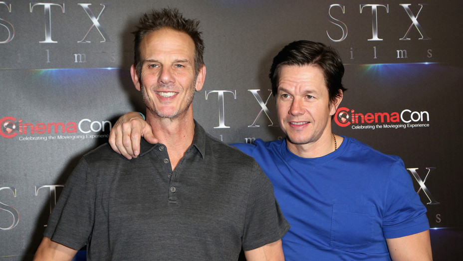 Mark Wahlberg and Peter Berg - Getty - H 2018