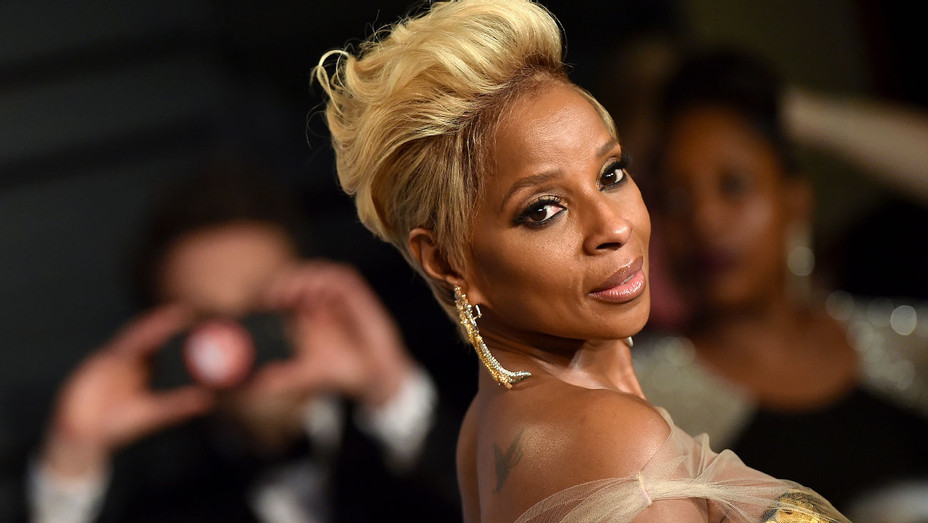Mary J Blige - Getty - H 2018