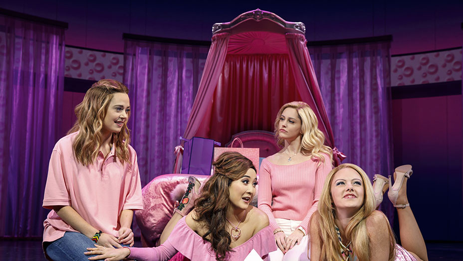 Mean Girls Production Still_2_embed - Publicity - EMBED 2018