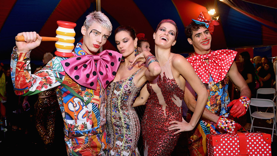 Moschino Spring-Summer 19 Menswear and Women's Resort Collection  - Getty - H 2018