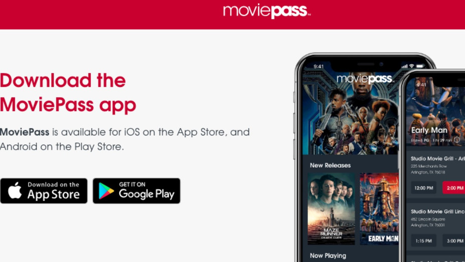 MoviePass App - H - 2018