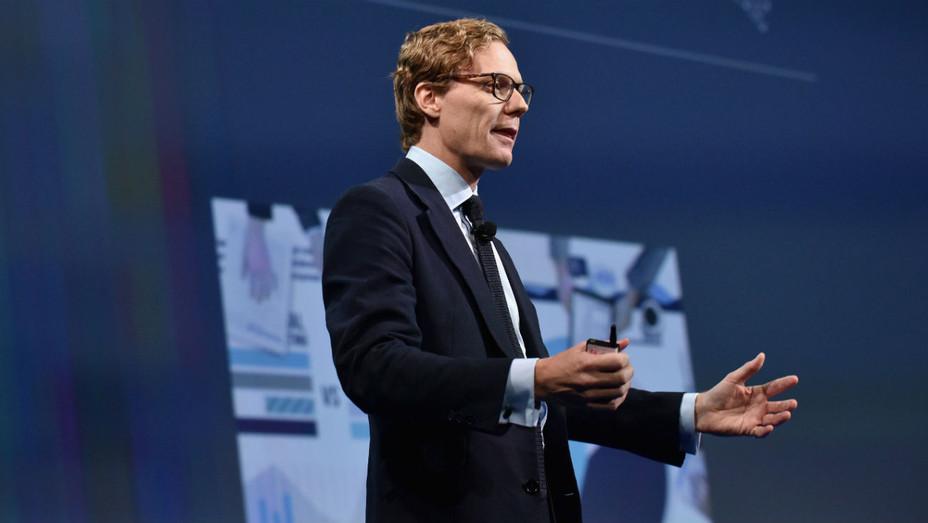 Former Cambridge Analytica CEO Alexander Nix - H 2018