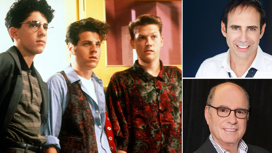 Parker Lewis Can't Lose (FOX) TV Series, 1990 - 1993 and split with Lon Diamond - Clyde Phillips-H 2018