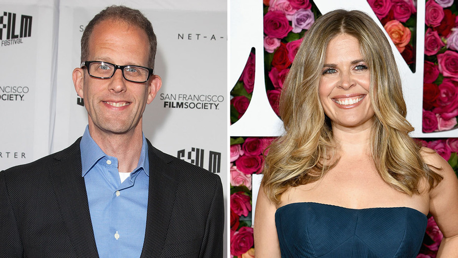Pete Docter_Jennifer Lee _Split - Getty - H 2018