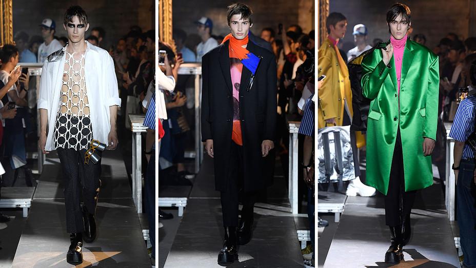 Raf Simons Says No To Streetwear Hollywood Reporter