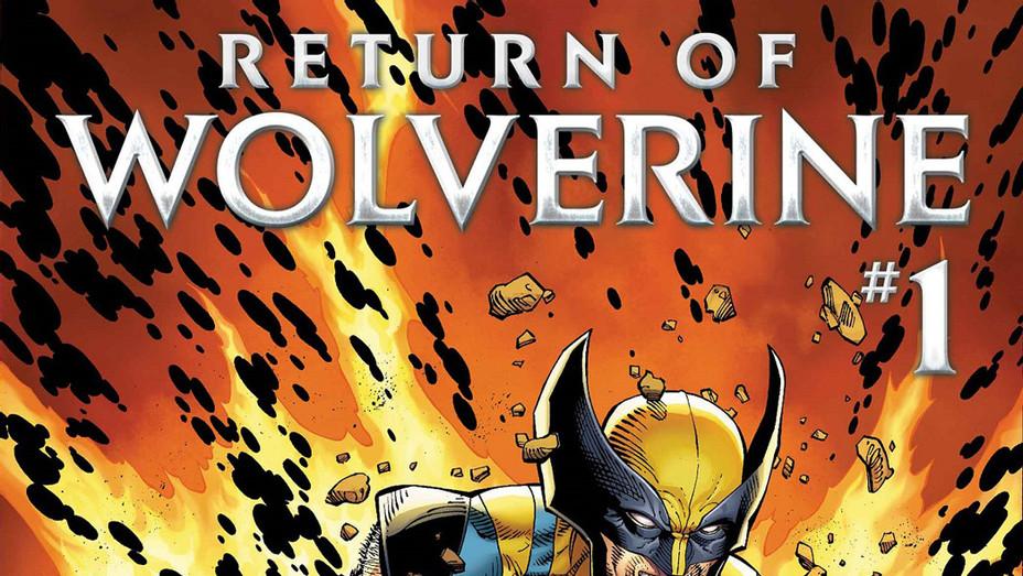 Return of Wolverine - Publicity - P 2018
