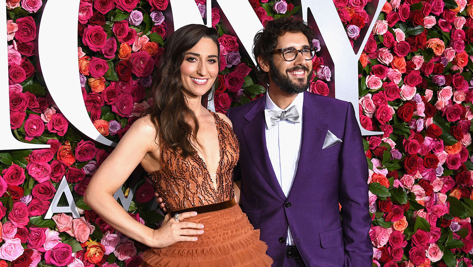 Sara Bareilles  and Josh Groban - Getty - H 2018