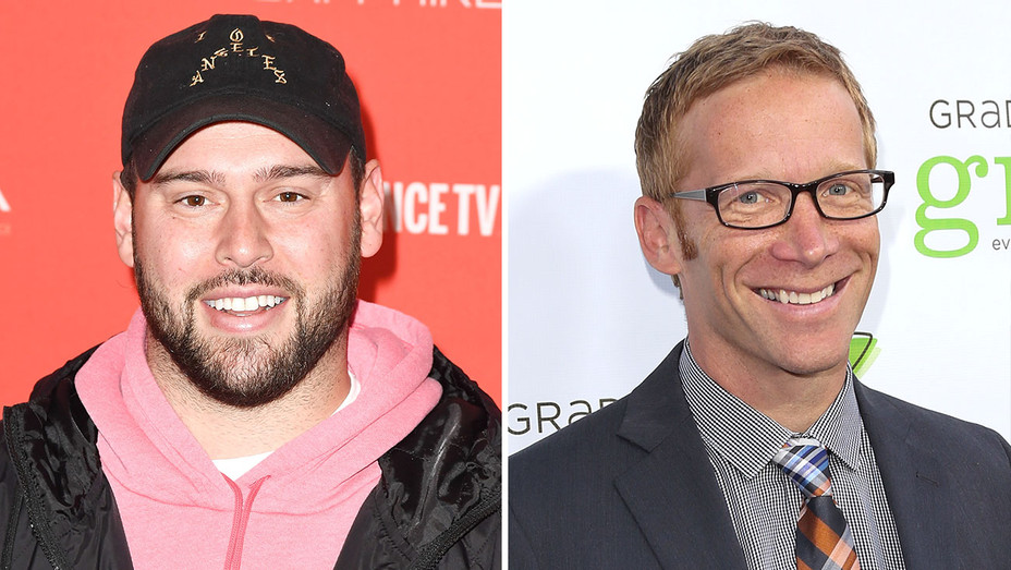 Scooter Braun and JD Roth_Split - Getty - H 2018