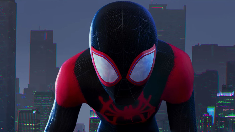 Spider-Man Into the Spider-Verse Trailer - Screenshot - H 2018