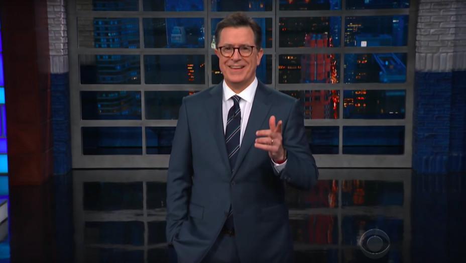 Stephen Colbert June 8 Late Show - Publicity - H 2018