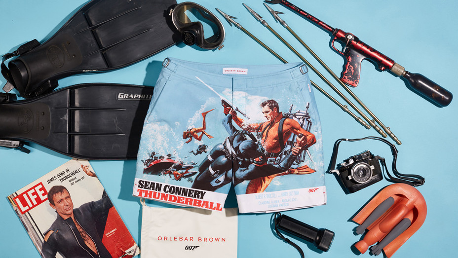 Sean Connery Orlebar Brown - Publicity - H 2018