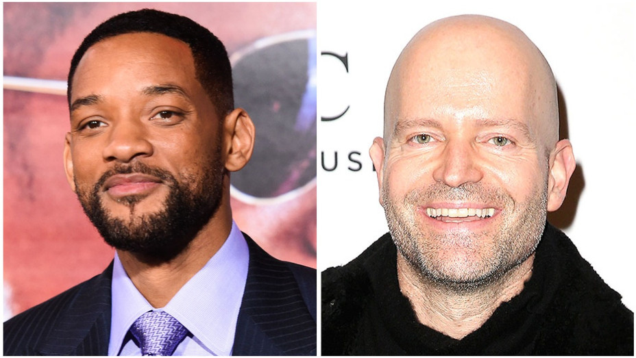Will Smith, Marc Forster Split - Getty - H 2018