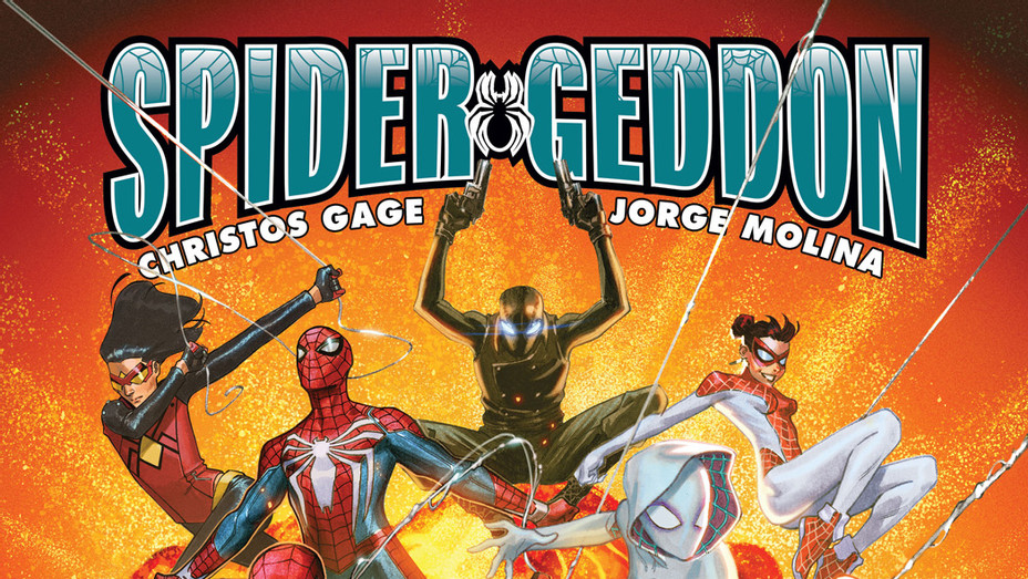 Spider-Geddon Teaser - Publicity - P 2018
