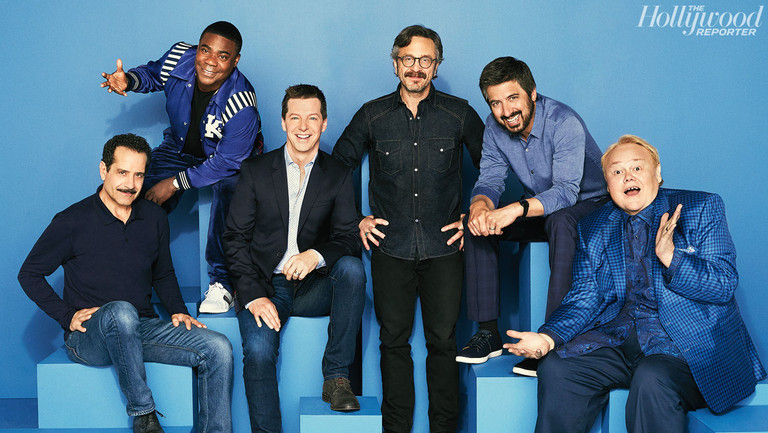 """""""We're All Going to Behave Better"""": The Comedy Actor Roundtable"""