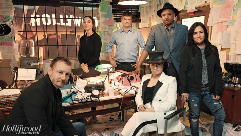 """""""Comedy Is Heading into a Very Dangerous Place"""": The Comedy Showrunners Roundtable"""