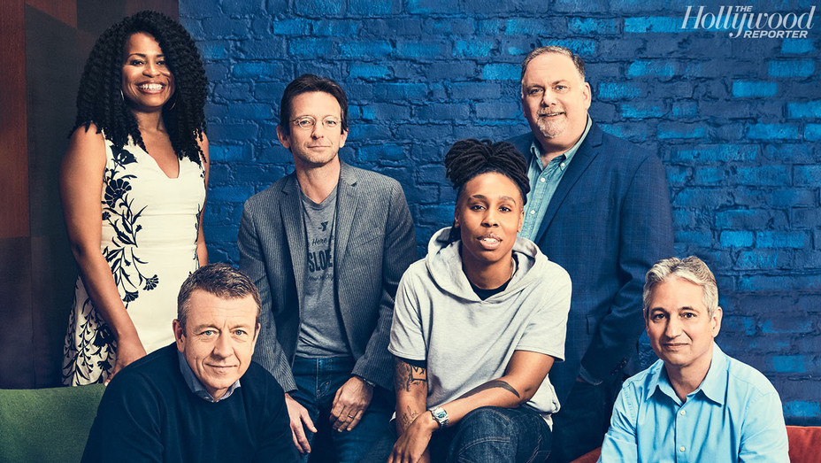 THR - The Drama Showrunners Roundtable - Photographed by Koury Angelo- Splash 2018