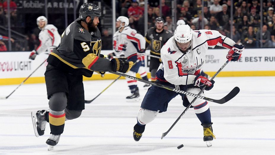 Stanley Cup Final - Getty - H 2018