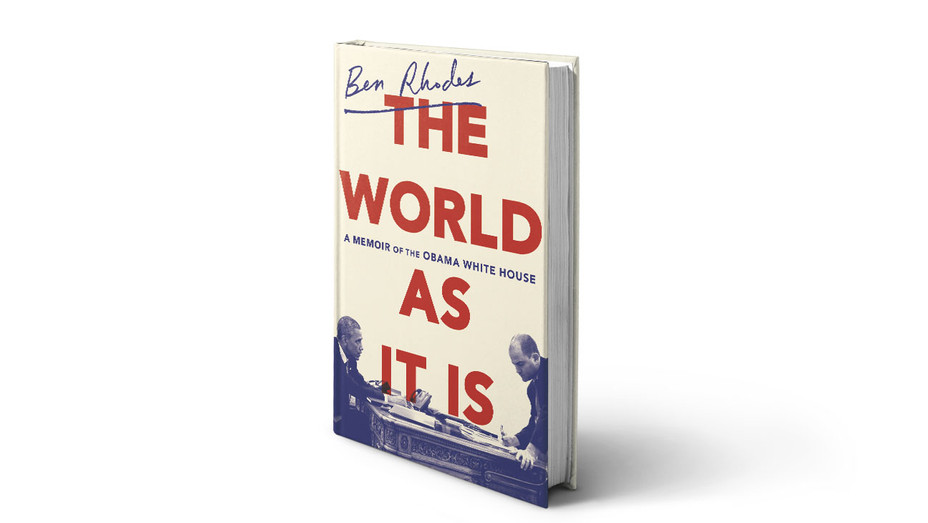 Rights Available - The World As It Is Book Cover - Publicity-H 2018