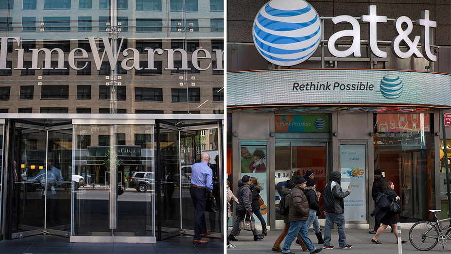 Time Warner and ATT&T Split-Getty-H 2018