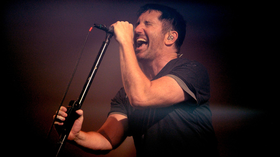 Trent Reznor at FYF Fest - Getty - H 2018