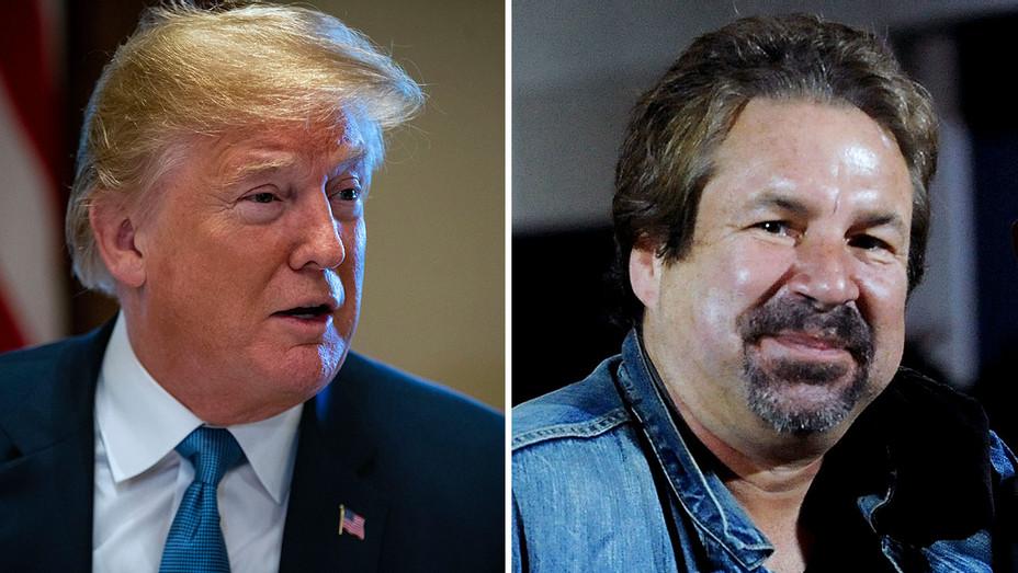 Trump and John Melendez -Getty- Split-H 2018
