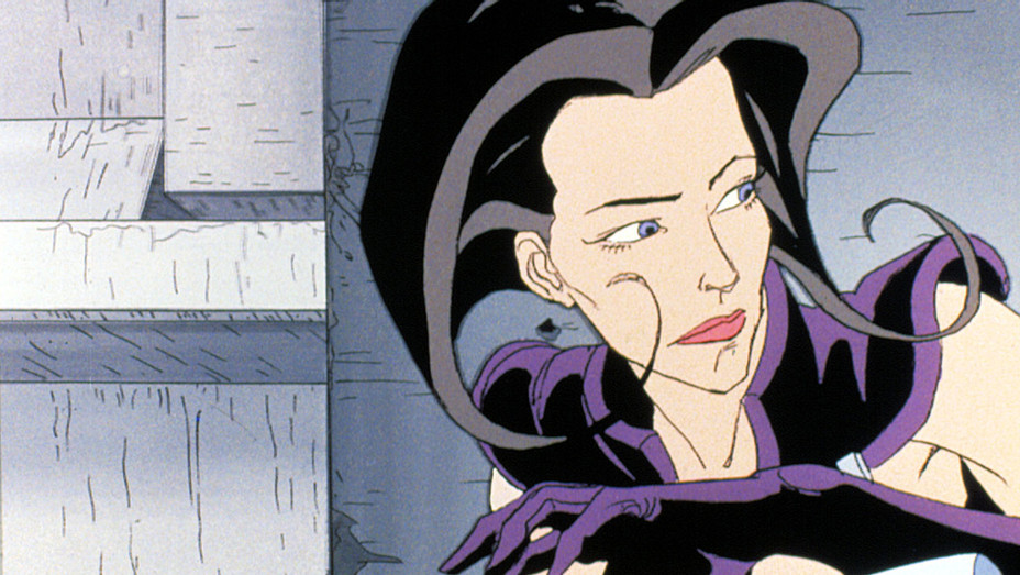 LIQUID TELEVISION: AEON FLUX, 1991 - Everett Collection - ONE TIME USE ONLY-H 2018