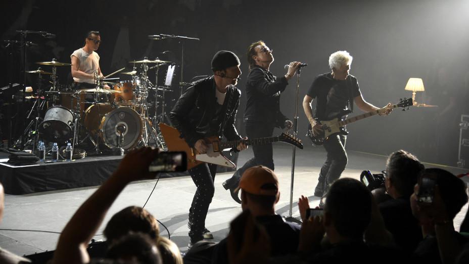 U2 Live at the Apollo 2018