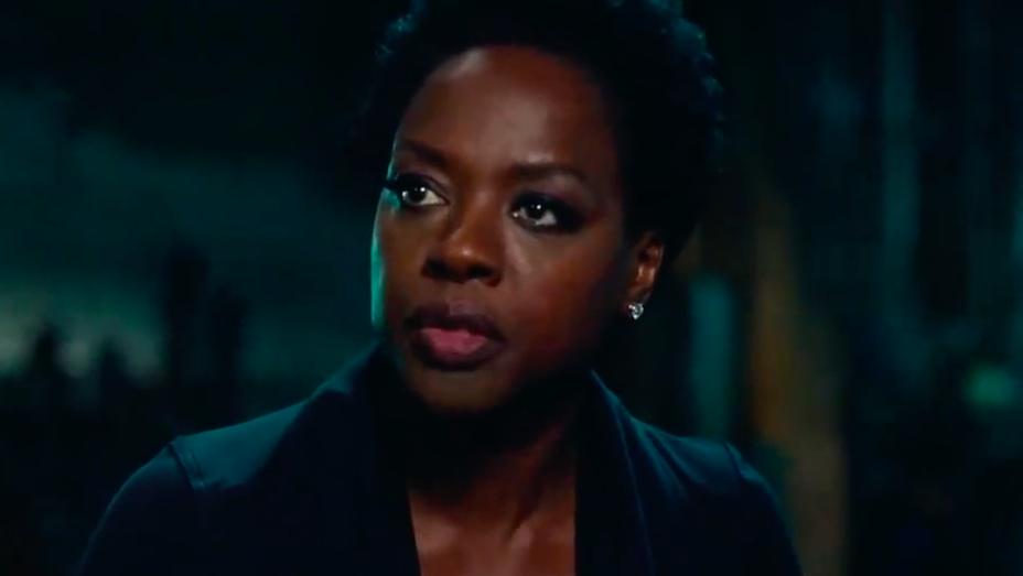 Viola Davis - Widows Trailer Still - H 2018