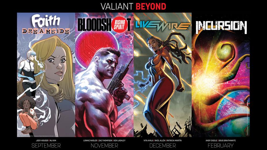 Valiant Beyond - Valiant Entertainment - Publicity-H 2018