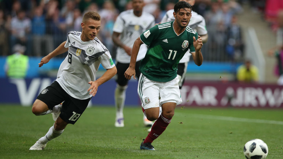 Soccer World Cup Germany Mexico
