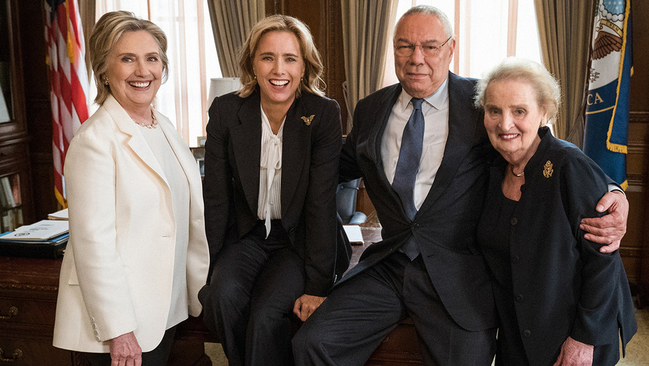 Hillary Clinton General Colin Powell Madeleine Albright MADAM Secretary - Publicity - H 2018