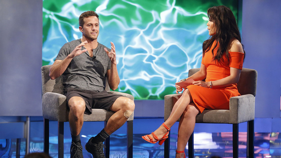 BIG BROTHER - Julie Chen interviews evictee Winston Hines - Publicity-H 2018