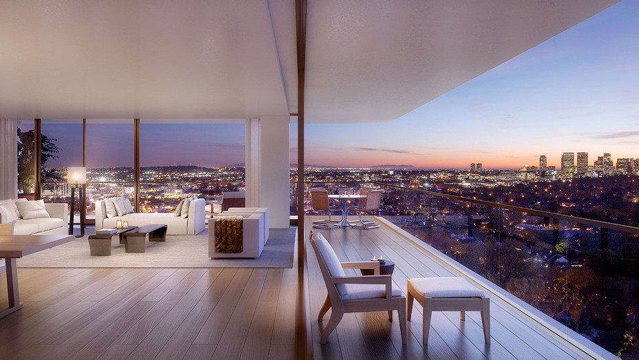 Hotel Residences - Edition's 6,400-square-foot penthouse- Publicity-H 2018