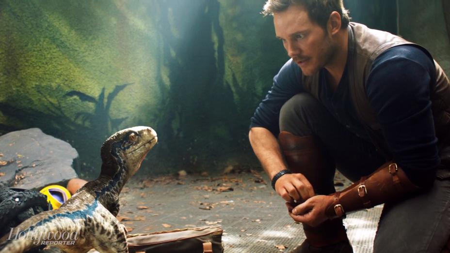 'Jurassic World: Fallen Kingdom' Passes $1 Billion In Ticket Sales at Worldwide Box Office | THR News