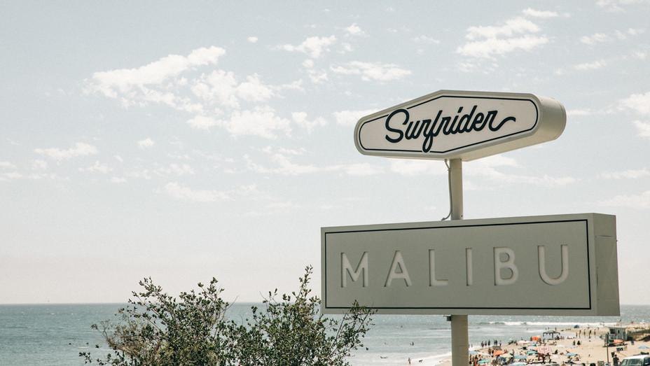 Surfrider Malibu Sign - Publicity - H 2018