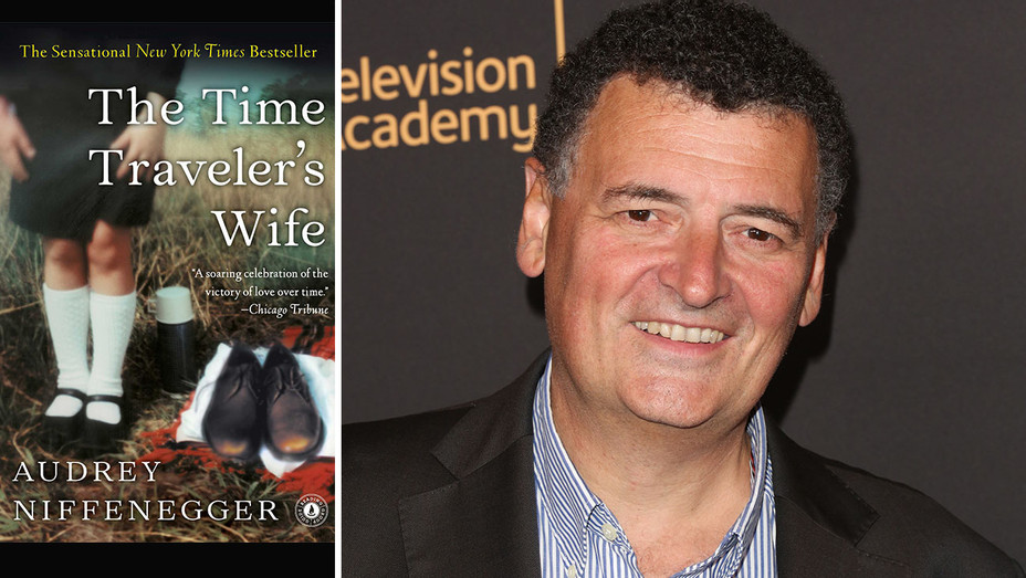 Time Traveler's Wife by Audrey Niffenegger and Steven Moffat - NEW -Split-H 2018
