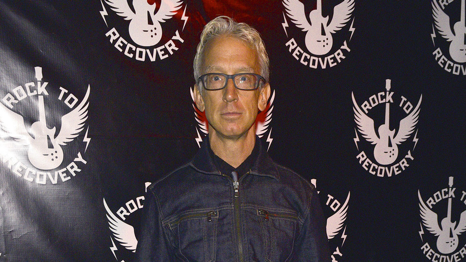 Andy Dick - Getty - H 2018