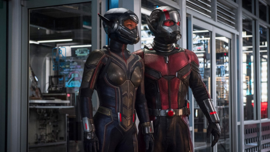 Ant-Man and the Wasp Marketing 2