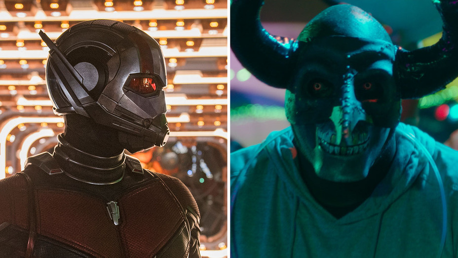 ANT-MAN AND THE WASP_The First Purge_Split - Publicity - H 2018