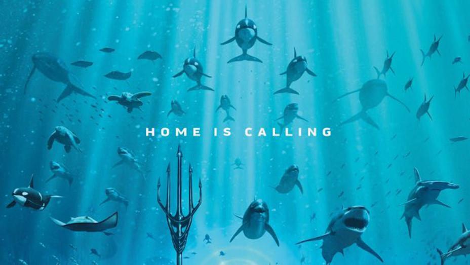 Aquaman Poster - Screengrab - P 2018
