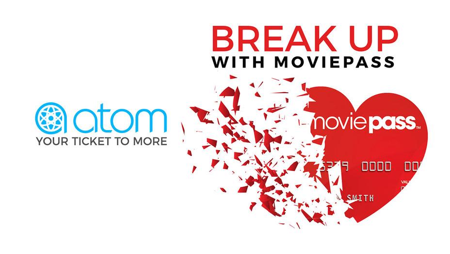 Atom Break Up Campaign - Publicity-H 2018