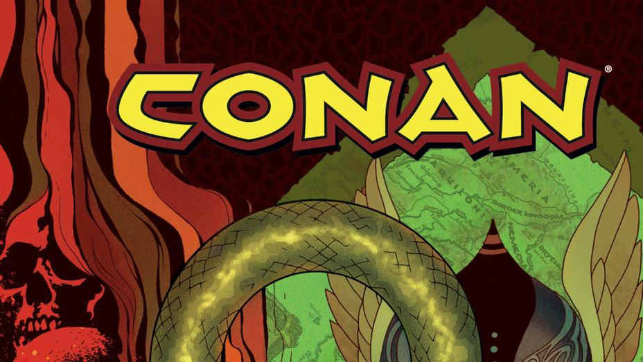 Conan Chronicles Cover - Publicity - P 2018