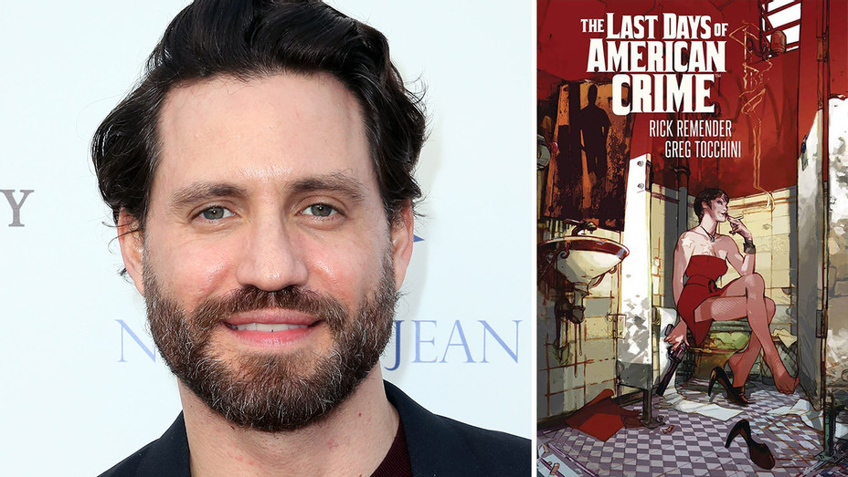 Edgar Ramirez In Talks For Netflix Thriller The Last Days Of American Crime Exclusive Hollywood Reporter
