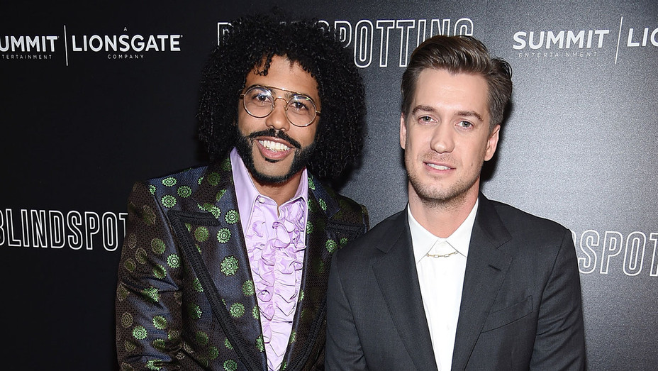 Rafael Casal and Daveed Diggs -Blindspotting New York Premiere -Getty-H 2018