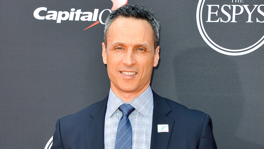 ESPN President Jimmy Pitaro 2018 ESPYS - Getty - H 2018
