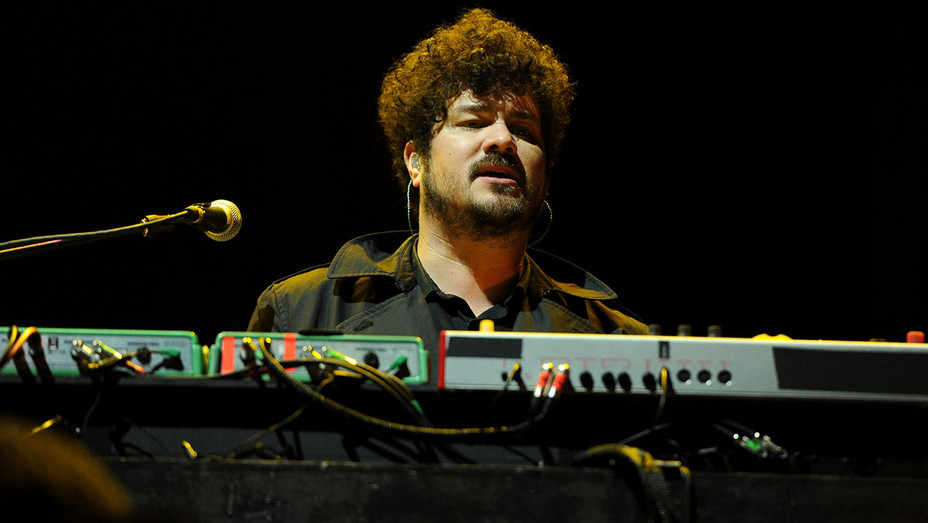 Richard Swift of The Shins performs onstage during day 2 of the 2012 - Getty-H 2018