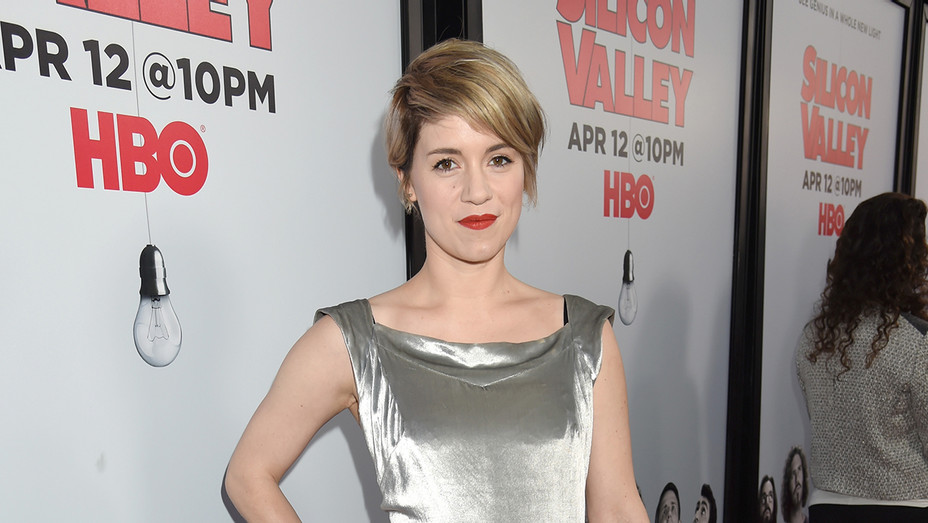 Alice Wetterlund Silicon Valley season 2 premiere - Getty - H 2018